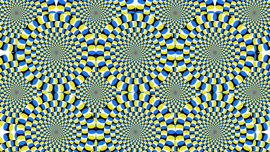 Illusion optique Yoga