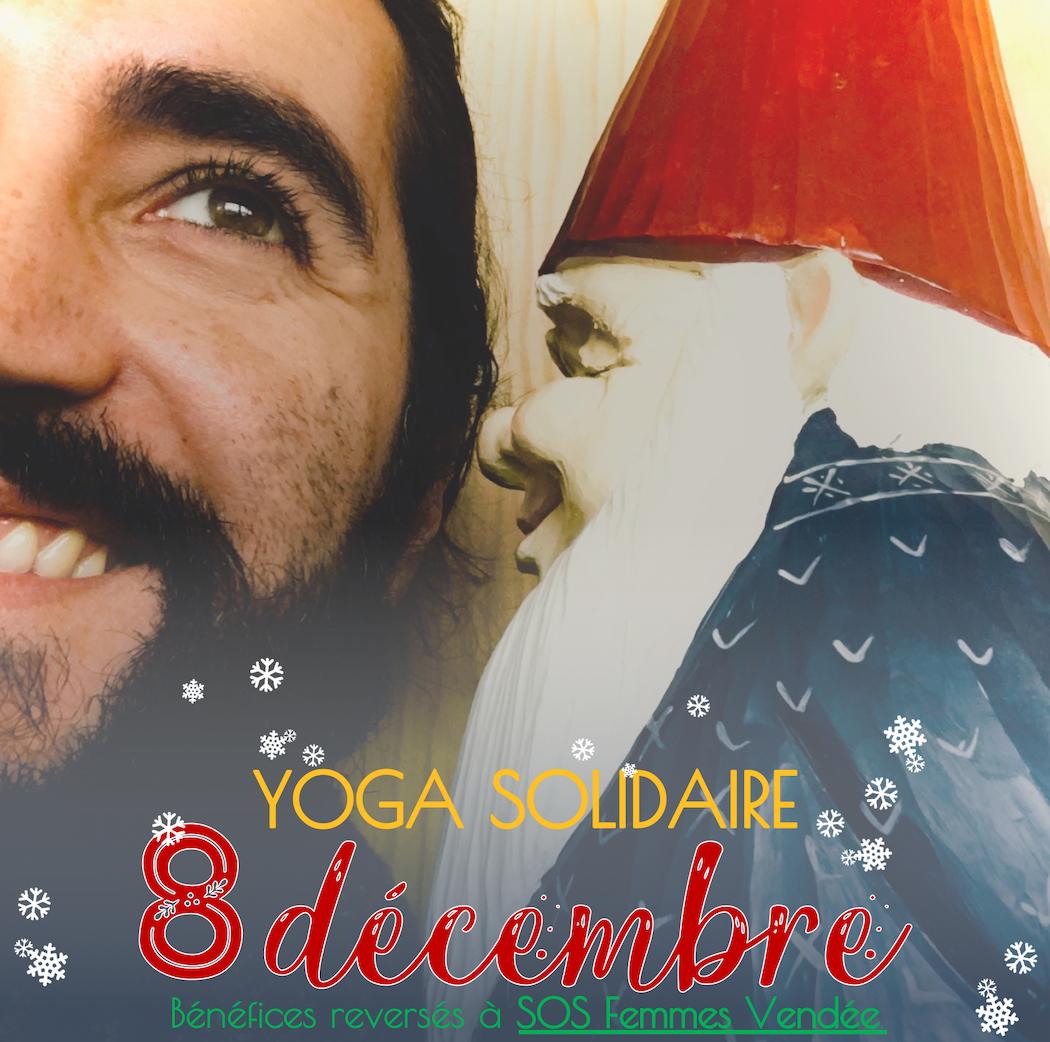 Affiche yoga solidaire 8 décembre 2019