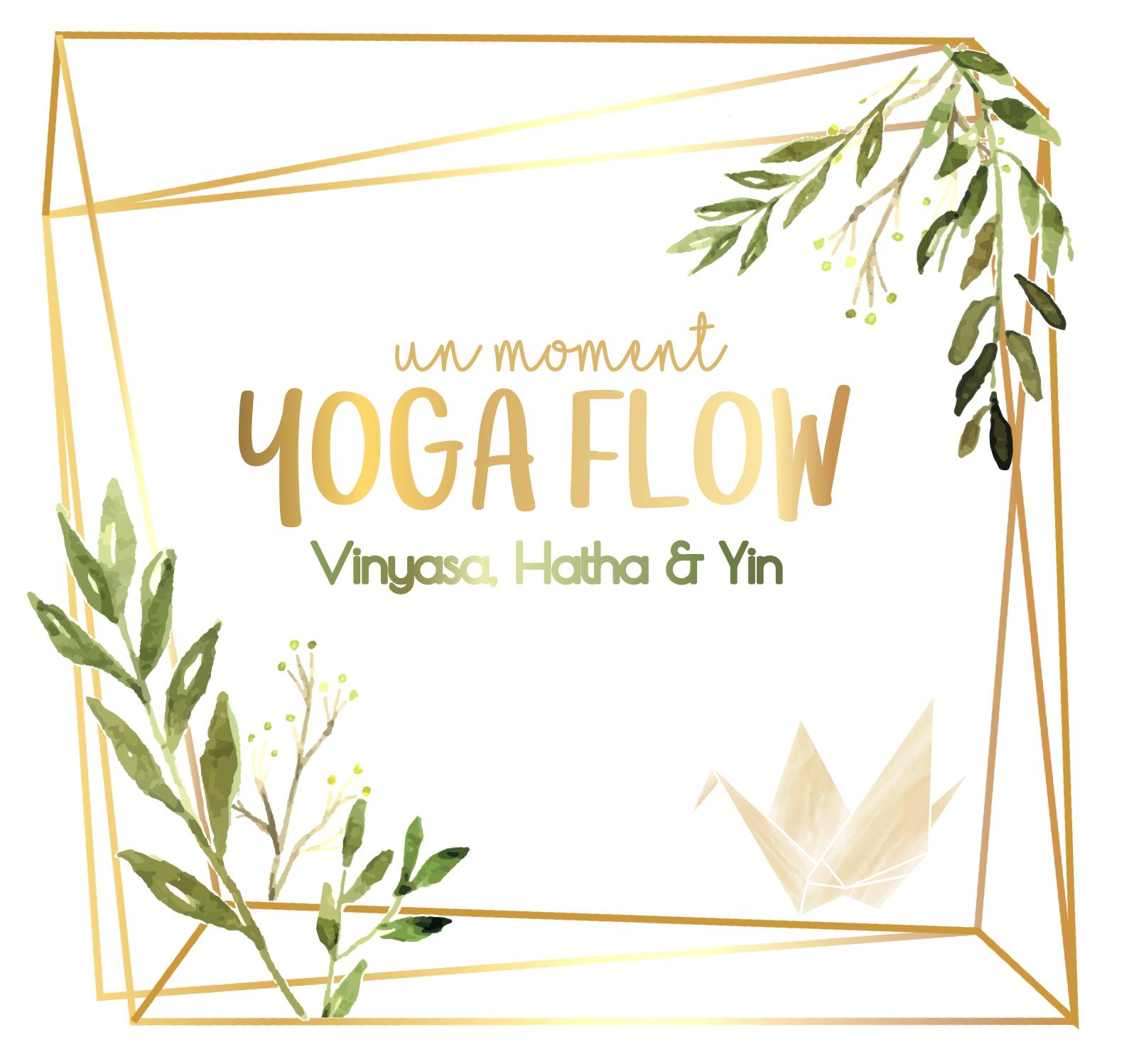 Bon cadeau pour Noël Vinyasa Hatha ou Yin yoga
