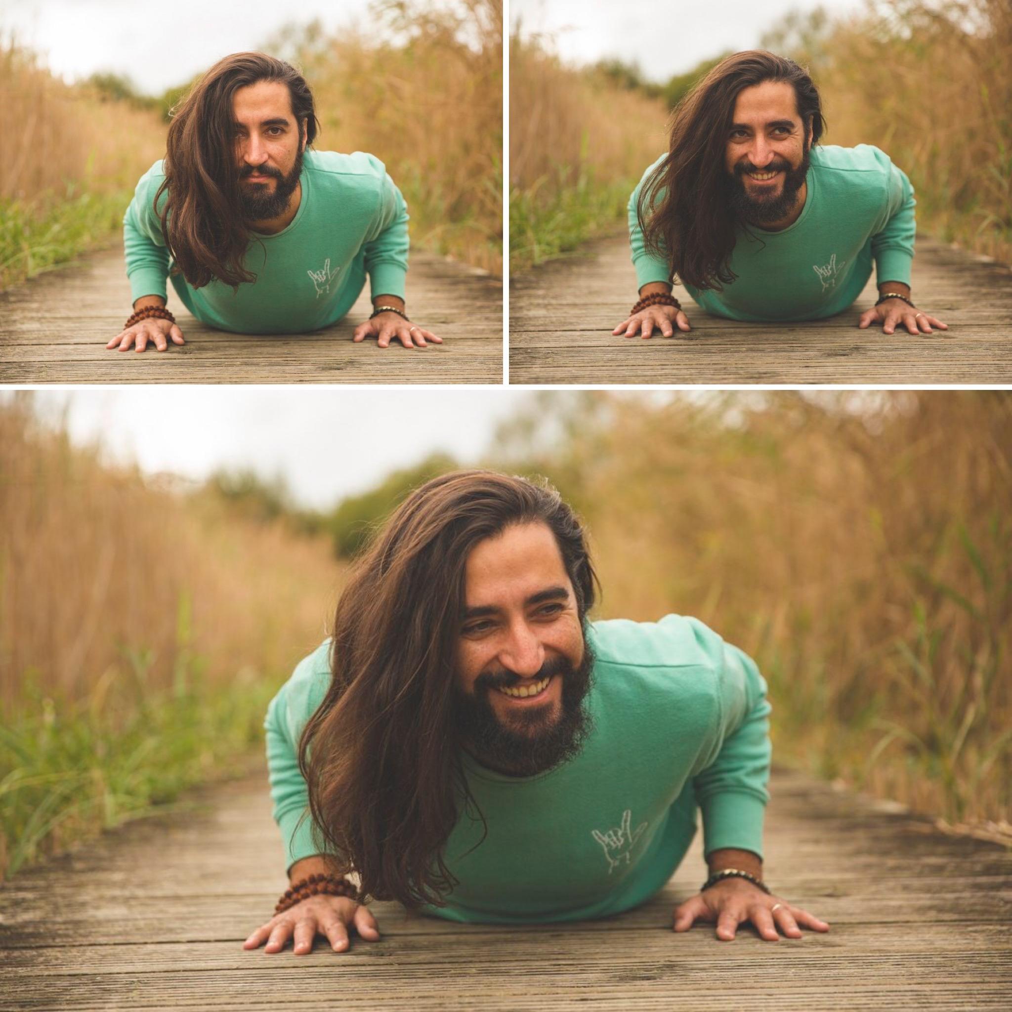 Remy Yoga Vendee Asana Cobra Posture Bhudjangasana